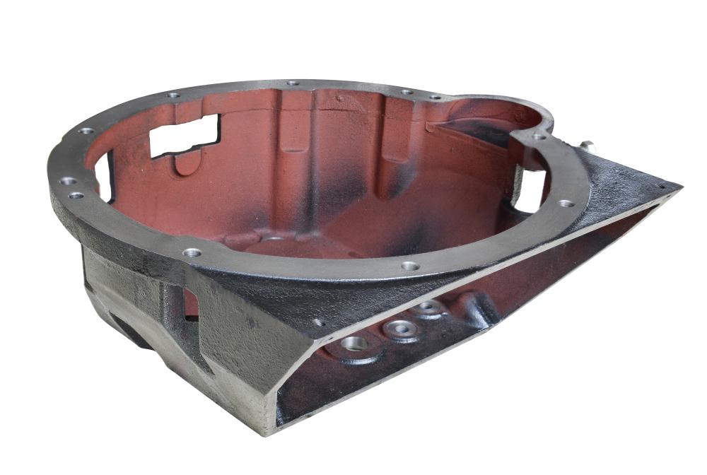 离合器壳(5T)